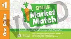 How SNAP Market Match Works