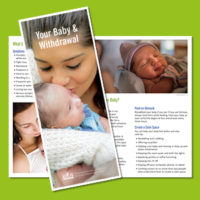Your Baby and Withdrawl Brochure