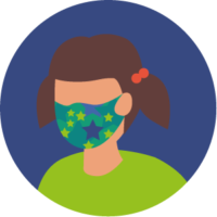 Q. Why do kids have to wear masks in schools when they have lower risk from COVID?