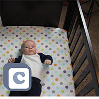 'C' is for Clutter-Free Crib