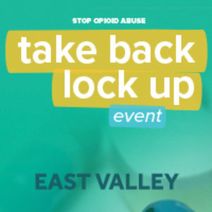 Confronting the Opioid Crisis Together, Upcoming Events Offer Opportunity for Individuals to Take Back, Lock Up Medications