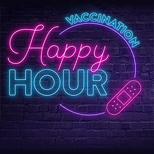 """Vaccination """"Happy Hour"""" Events at the Spokane Arena"""