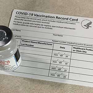Spokane COVID-19 Mass Vaccination Clinic Update