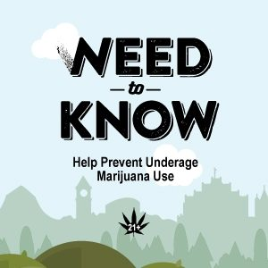 Weed to Know