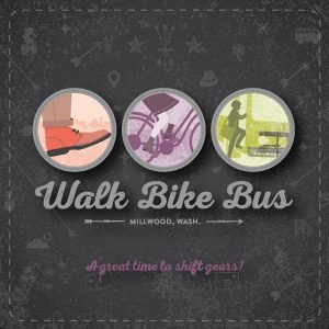 Walk, Bike, Bus