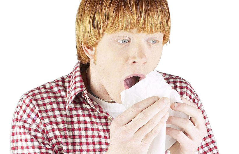 Children have 5-7 colds per year Adults have 2-5 per year (Web MD)