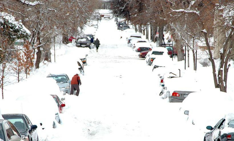 Winter cold kills more than twice as many Americans as does summer heat. (National Center for Health Statistics)